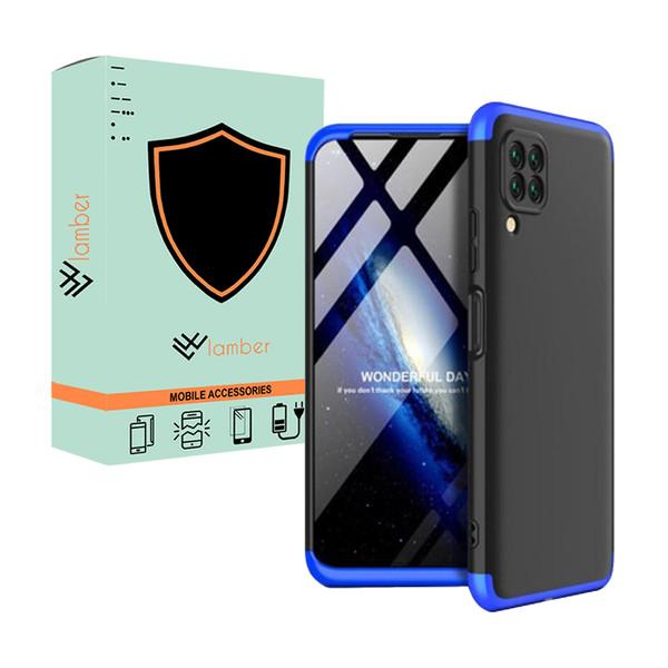 کاور 360 درجه لمبر مدل LAMGK-1 مناسب برای گوشی موبایل سامسونگ Galaxy A12