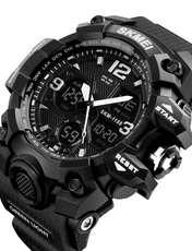 ساعت مچی عقربه ای مردانه اسکمی مدل 1155M-NP -  - 5