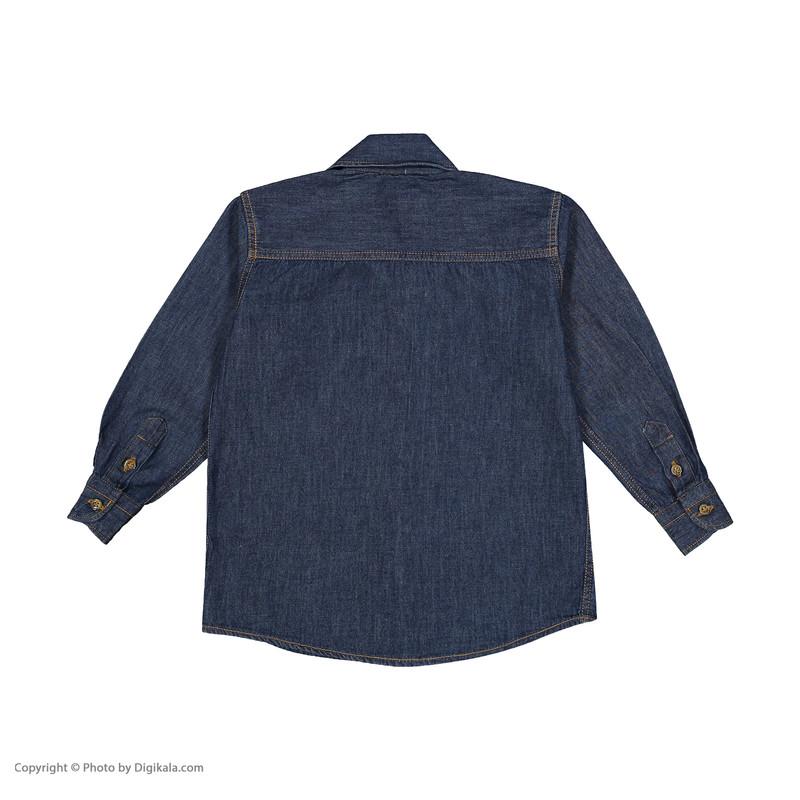 پیراهن پسرانه بانی نو مدل 2191126-57