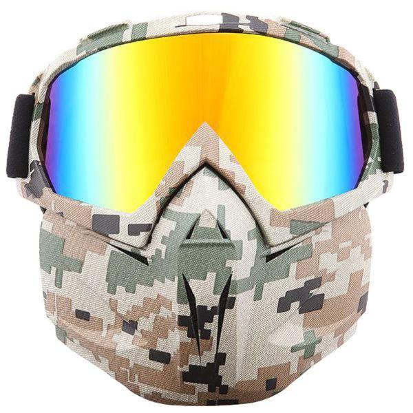 عینک اسکی و کوهنوردی مدل Goggles-Arm
