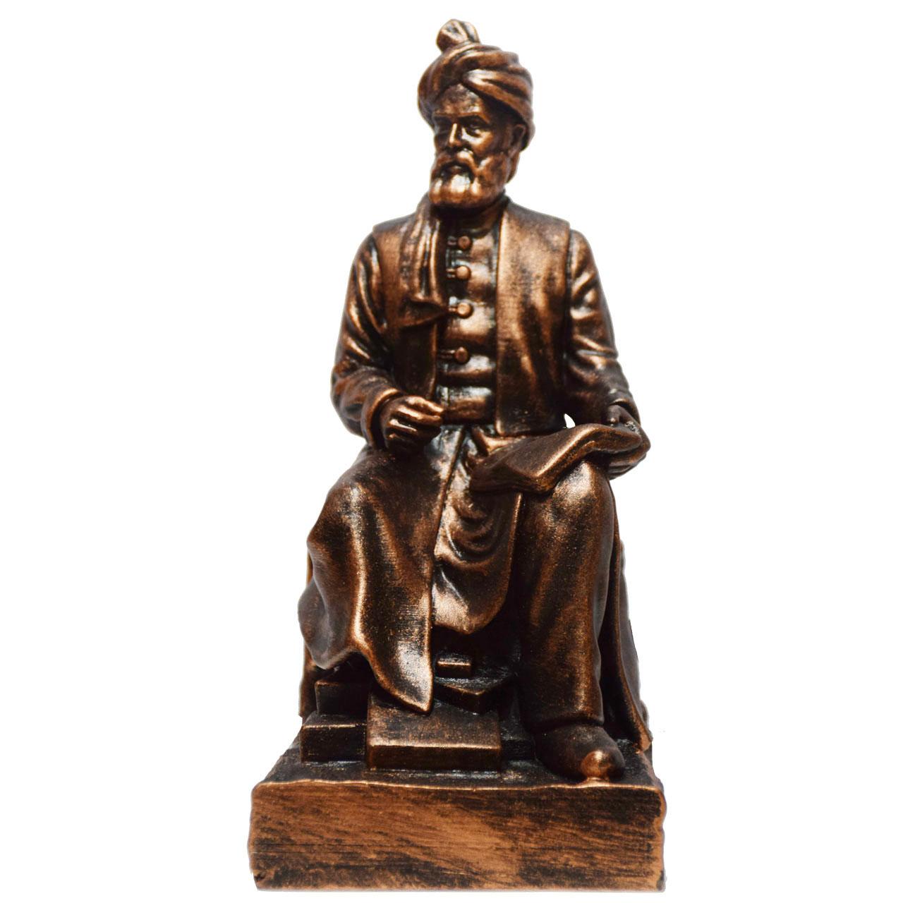 خرید                      مجسمه مدل حکیم ابوالقاسم فردوسی کد N2T