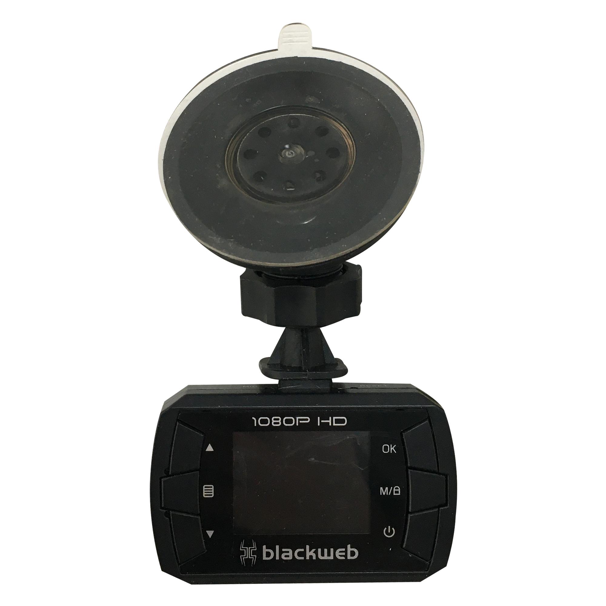 بررسی و {خرید با تخفیف} دوربین فیلم برداری خودرو بلک وب کد 001 اصل