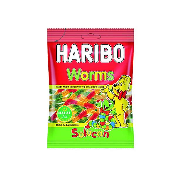 پاستیل worms هاریبو - 80 گرم