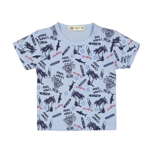 تی شرت پسرانه نونا مدل 2211286-50