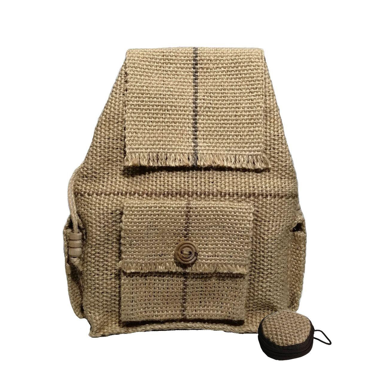 ست کوله پشتی و کیف هندزفری مدل 01 کد 3804