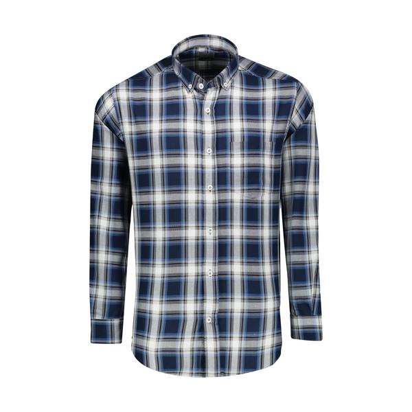 پیراهن آستین بلند مردانه زی مدل 1531338MC