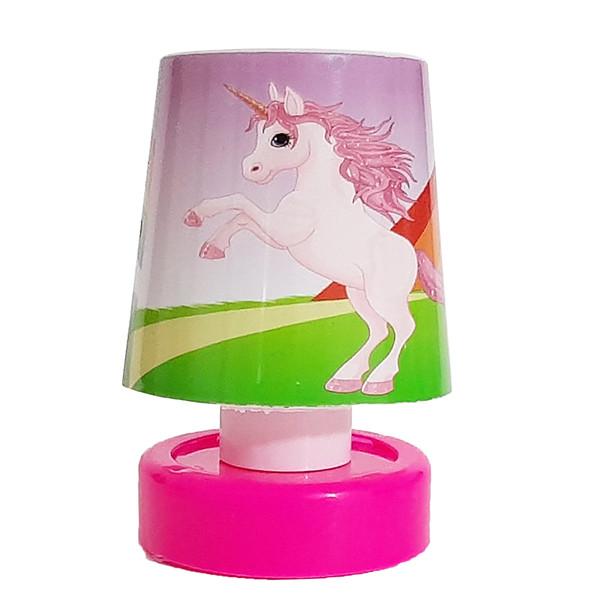 چراغ خواب کودک مدل اسب تک شاخ کد 002