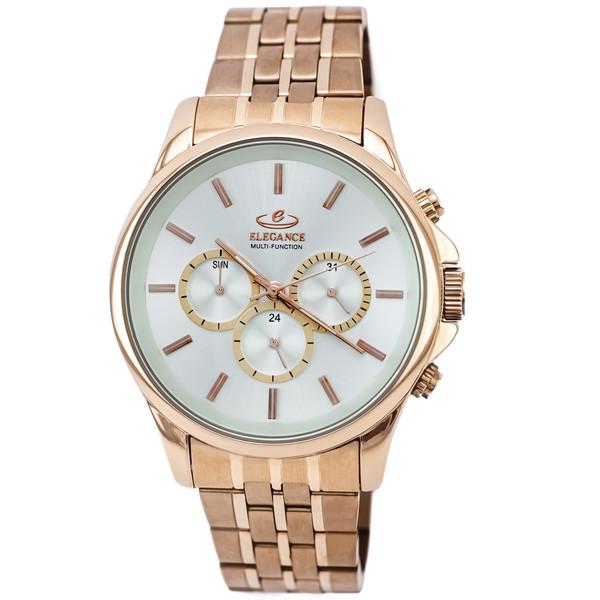 ساعت مچی عقربهای مردانه الگانس مدل EG1194RG