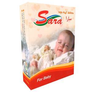 محافظ کهنه کودک سارا مدل 17931 بسته 50 عددی