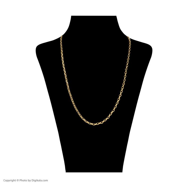 زنجیر طلا 18 عیار زنانه آلند کد TZ28