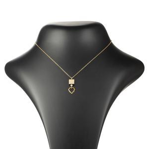 گردنبند طلا 18 عیار زنانه مدل PIJ86
