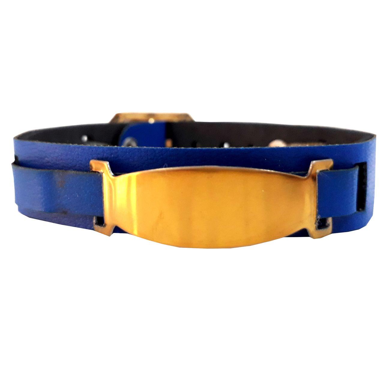 دستبند مردانه کد 600
