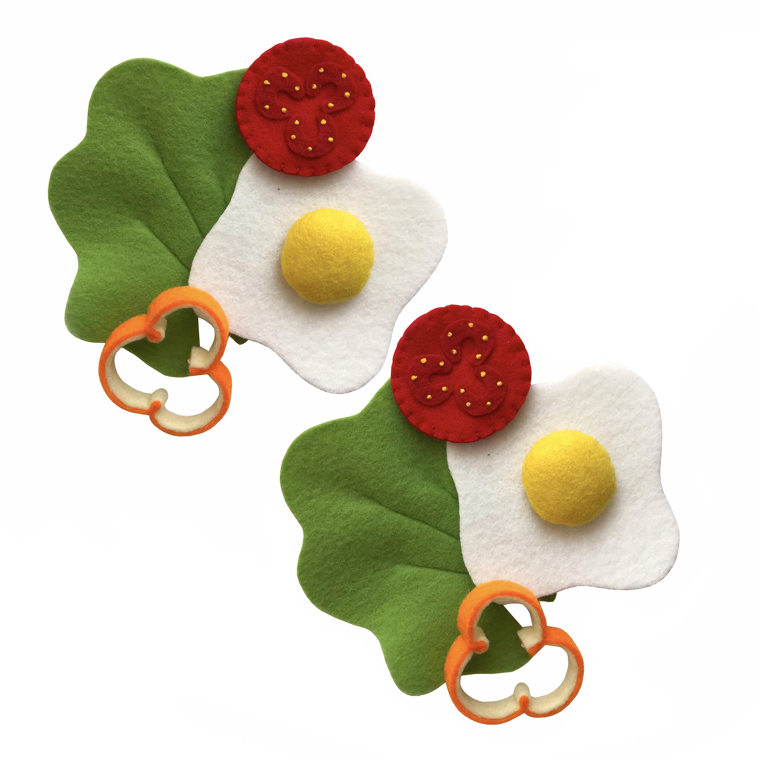 اسباب بازی آشپزخانه الفاپ مدل تخم مرغ