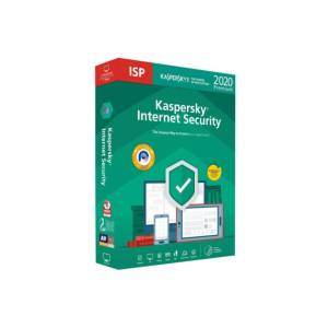 نرم افزار آنتی ویروس کسپرسکی لب نسخه اینترنت سکیوریتی آی اس پی 2020 دو کاربره 1 ساله
