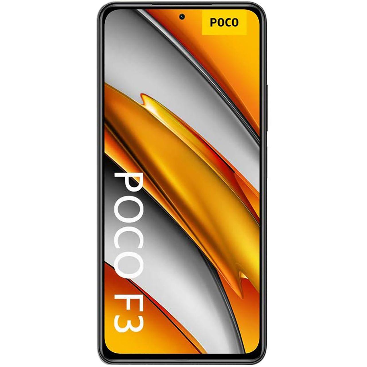 گوشی موبایل شیائومی مدل POCO F3 5G M2012K11AG دو سیم کارت ظرفیت ۲۵۶ گیگابایت و ۸ گیگابایت رم