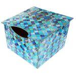 جعبه دستمال کاغذی مدل پرمیس کد DO130