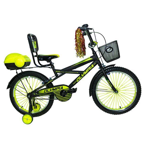 دوچرخه شهری المپیا مدل RUDGE سایز 20