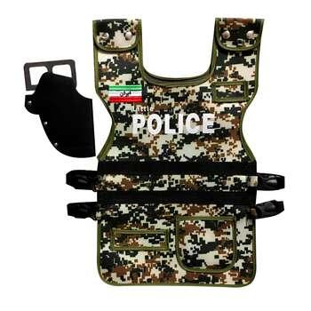 ابزار ایفای نقش مدل پلیس