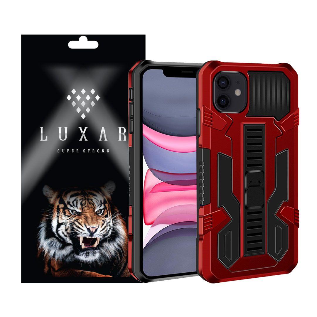 کاور لوکسار مدل kikstand-100 مناسب برای گوشی موبایل اپل iPhone 11