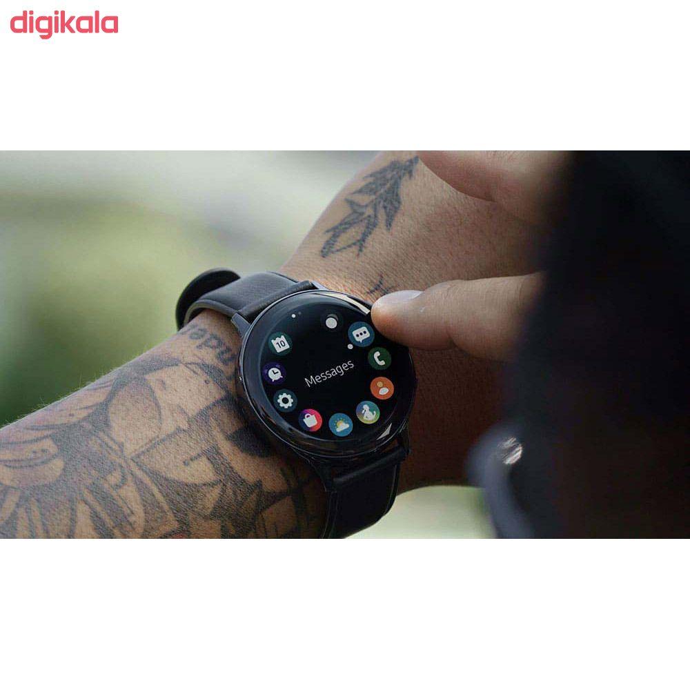 ساعت هوشمند سامسونگ مدل Galaxy Watch Active2 44mm Leatherband Smart main 1 8