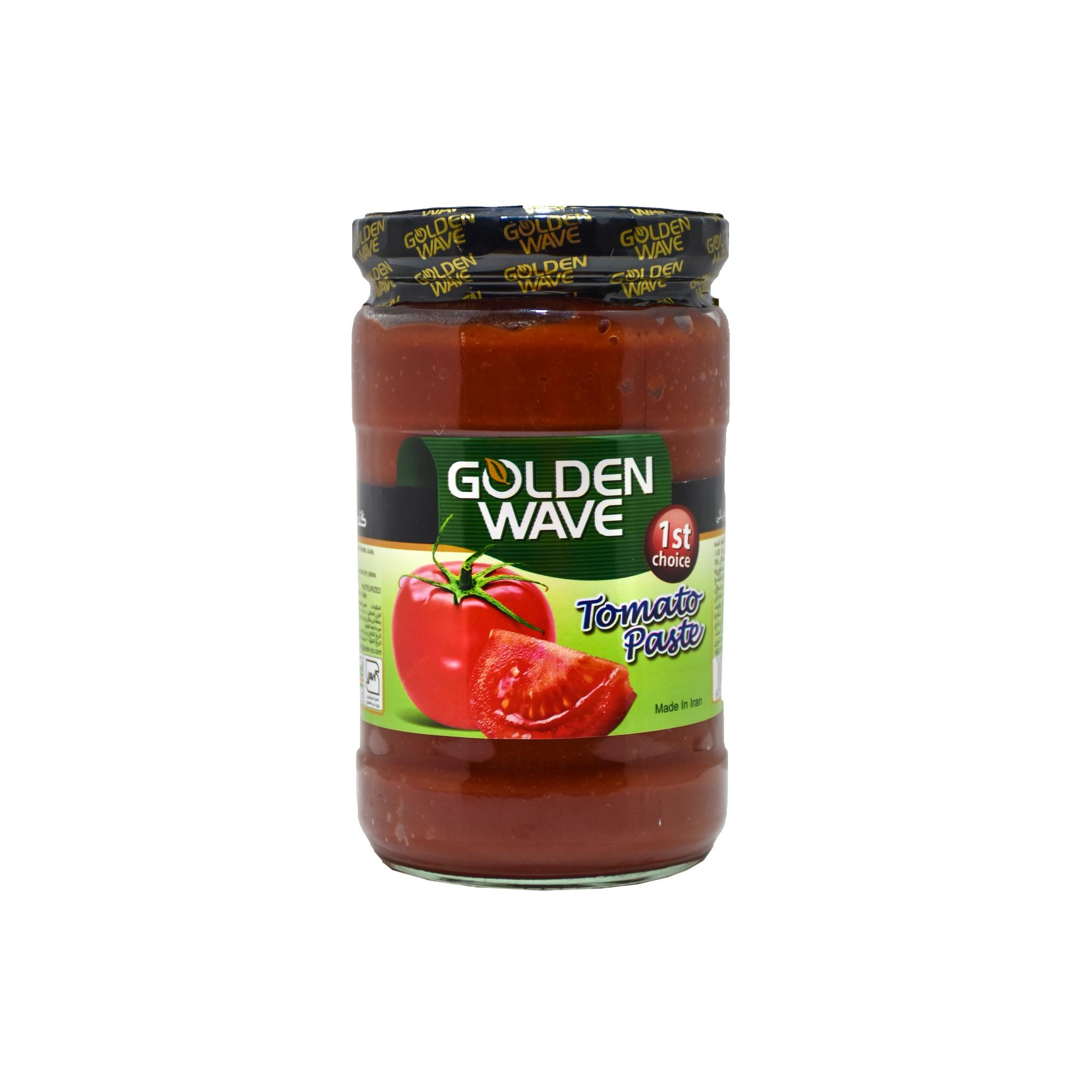 رب گوجه فرنگی گلدن ویو - 700 گرم