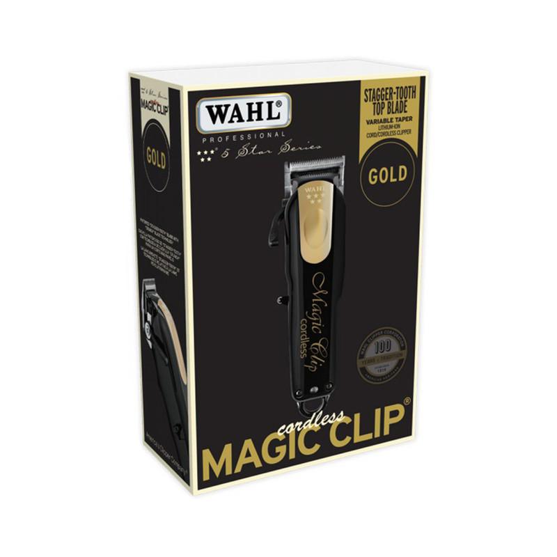ماشین اصلاح وال پروفشنال مدل 5Star Magic Clip Gold