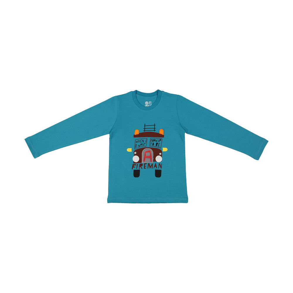 تی شرت پسرانه سون پون مدل 1391363-52