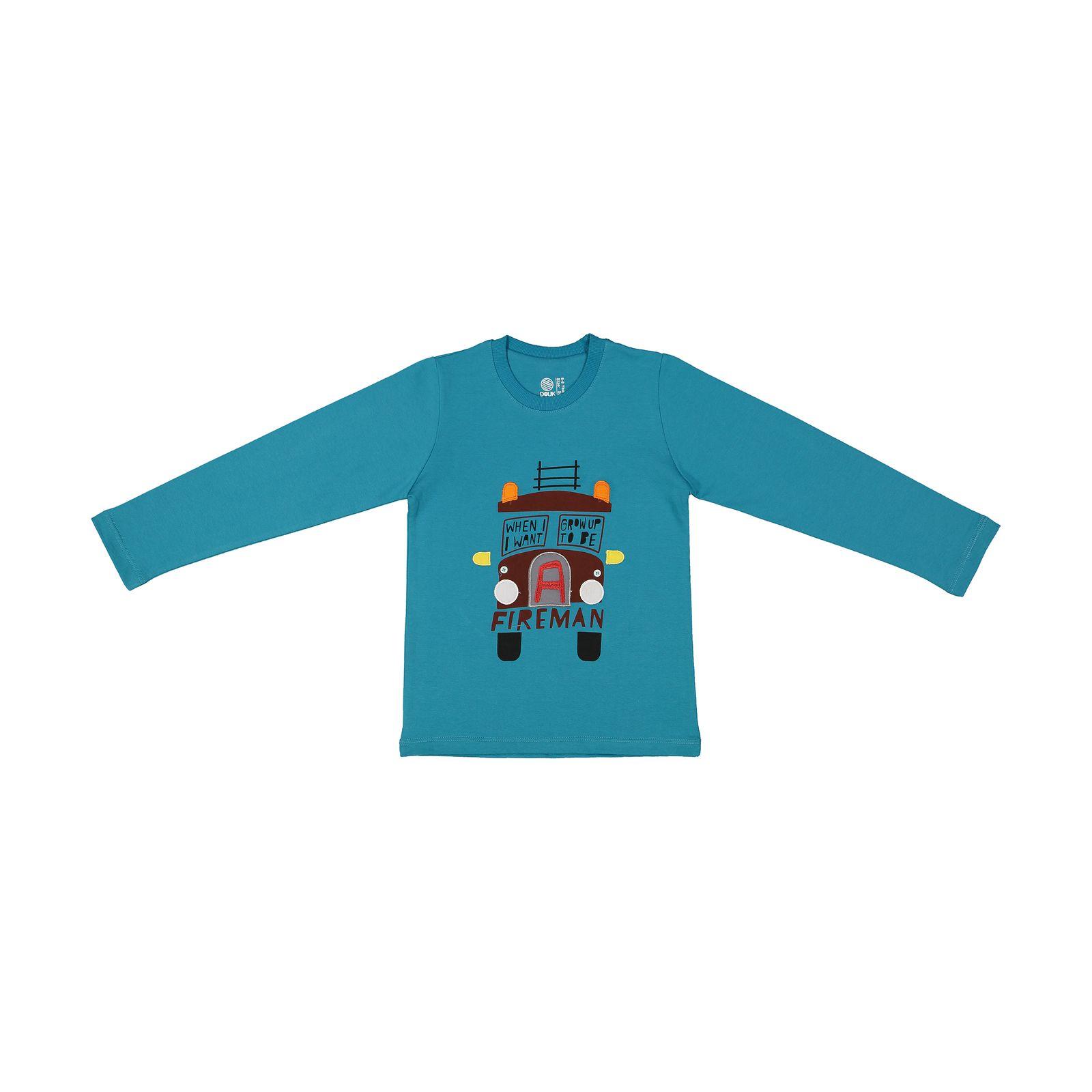 تی شرت پسرانه سون پون مدل 1391363-52 -  - 2
