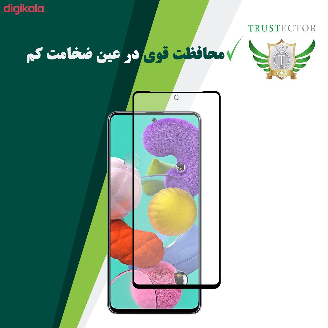 محافظ صفحه نمایش سرامیکی تراستکتور مدل CMT مناسب برای گوشی موبایل سامسونگ Galaxy A51 main 1 5