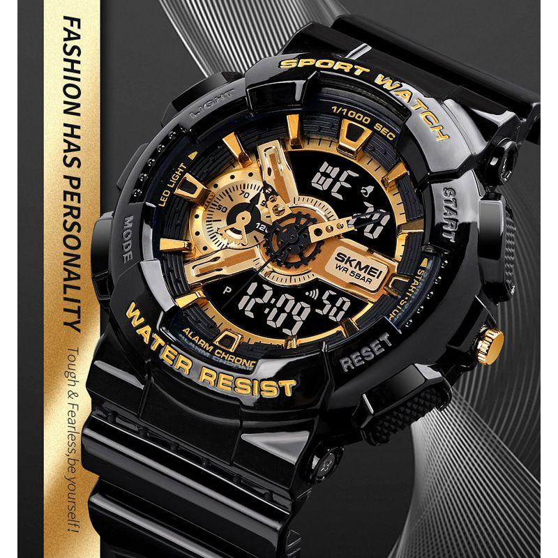 ساعت مچی دیجیتال اسکمی مدل 88-16 کد 01 -  - 6