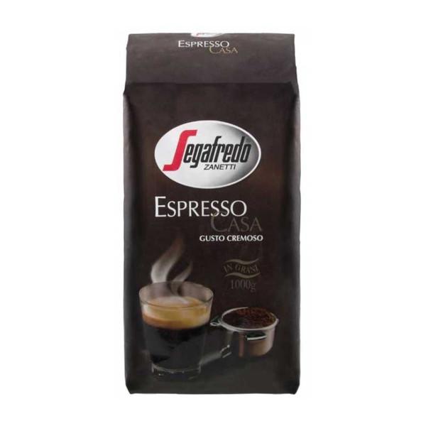 دانه قهوه اسپرسو کاسا سگافردو زانتی - 1000 گرم