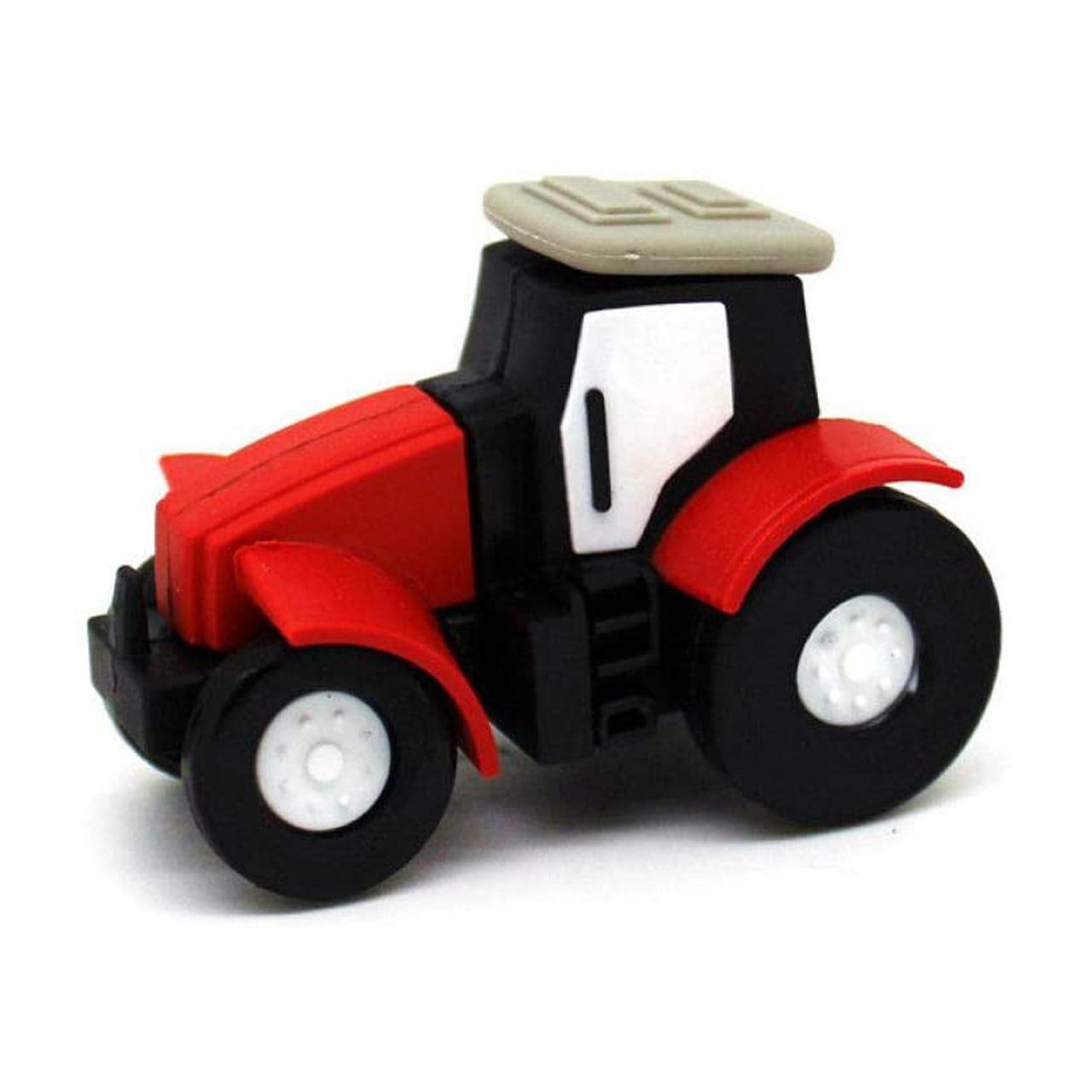 بررسی و {خرید با تخفیف} فلش مموری طرح تراکتور مدل UL-Tractor ظرفیت 8 گیگابایت اصل