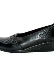 کفش روزمره زنانه آر اند دبلیو مدل 805 رنگ مشکی -  - 1