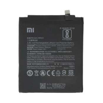 باتری موبایل مدل BN43 ظرفیت 4000 میلی آمپر ساعت مناسب برای گوشی موبایل شیائومی  Redmi Note 4X