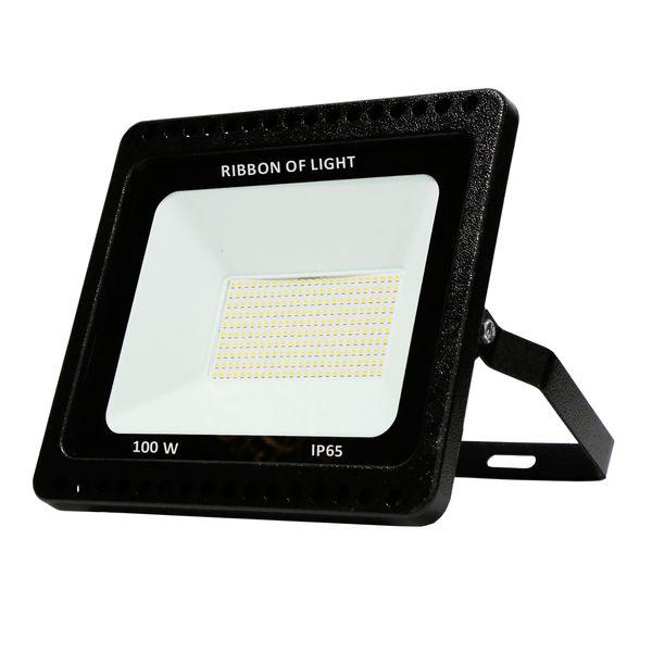 پروژکتور اس ام دی 100 وات روبان نور مدل PJ10001-B