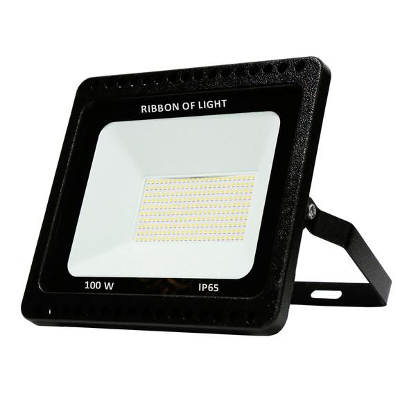 پروژکتور اس ام دی 100 وات روبان نور مدل PJ10001-B بسته 6 عددی