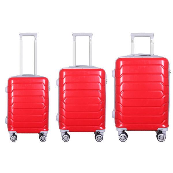 مجموعه سه عددی چمدان مدل 10021