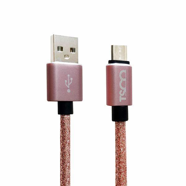 کابل تبدیل USB به Microusb تسکو مدل TC-A149 طول 1 متر