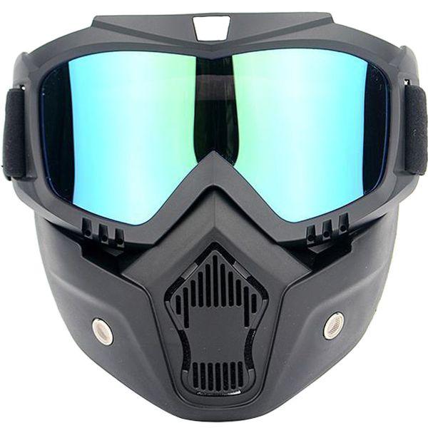 عینک موتور سواری هارمن مدل Goggles-09
