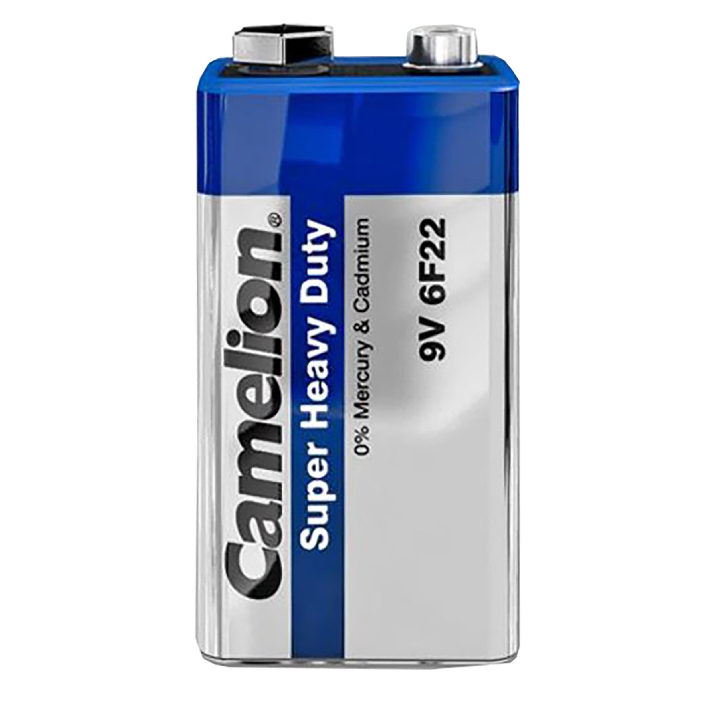 باتری کتابی کملیون مدل 6F22