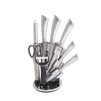 سرویس چاقو آشپزخانه 9 پارچه ویتارا کد 4424