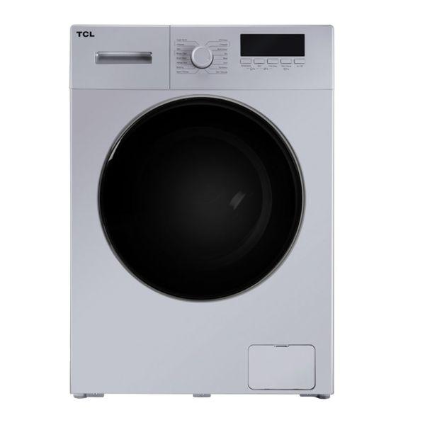 ماشین لباسشویی تی سی ال مدل E62-A ظرفیت 6 کیلوگرم