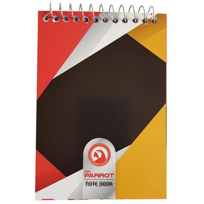 دفترچه یادداشت 50 برگ پاروت طرح هندسه کد san_02