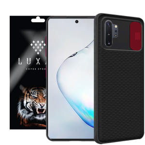 کاور لوکسار مدل LensPro-222 مناسب برای گوشی موبایل سامسونگ Galaxy Note 10 Plus