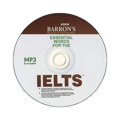 کتاب Essential Words for the IELTS اثر Lin Lougheed انتشارات زبان مهر