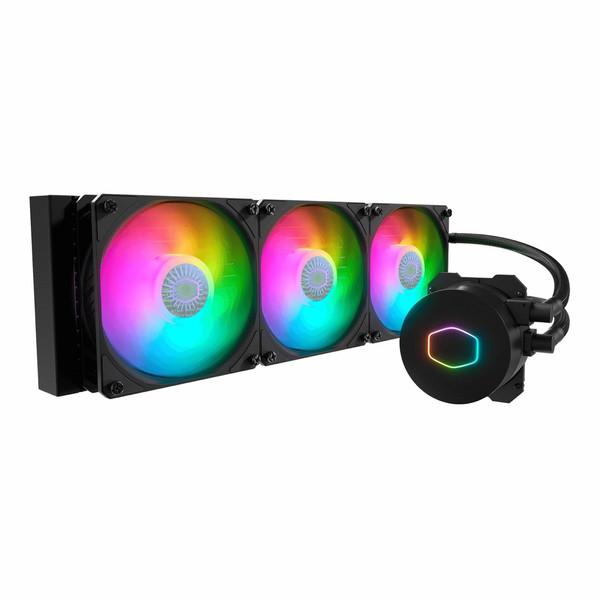 خنک کننده پردازنده کولر مستر مدل MASTERLIQUID ML360L V2 ARGB
