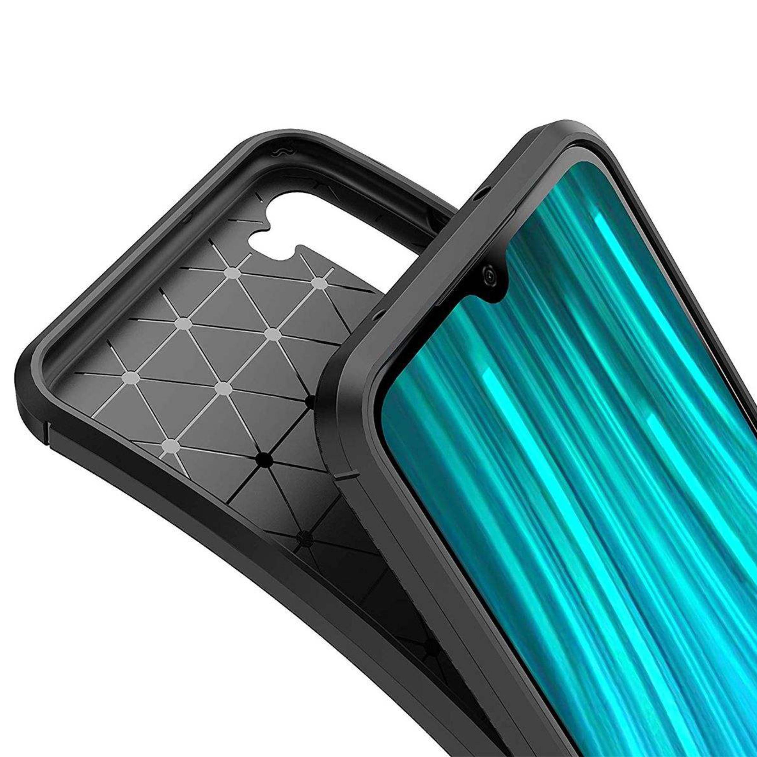 کاور لاین کینگ مدل A21 مناسب برای گوشی موبایل شیائومی Redmi Note 8T thumb 2 3