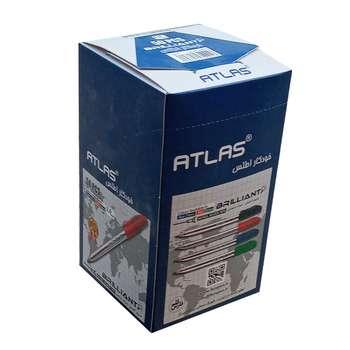 خودکار اطلس مدل A12 بسته 150 عددی