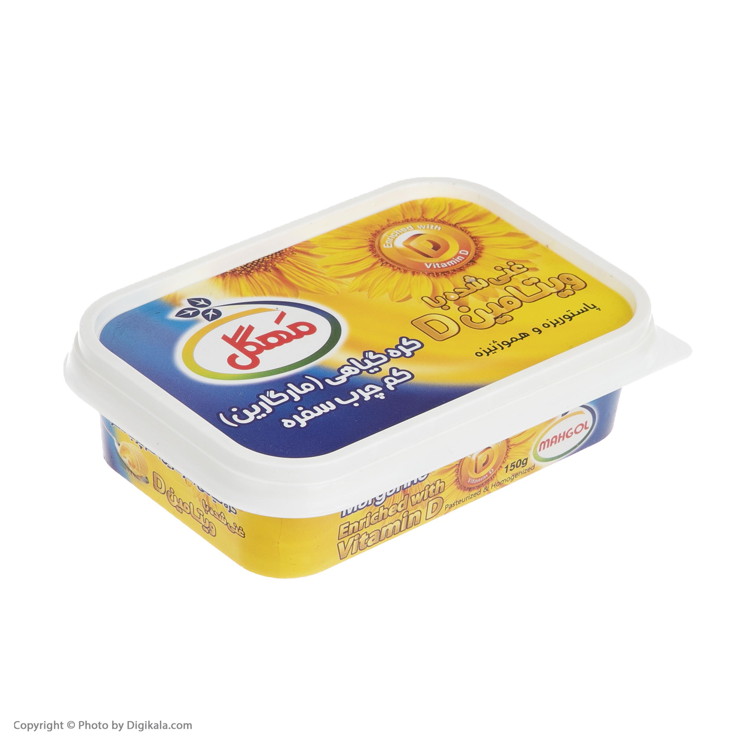 کره گیاهی مهگل - 150 گرم main 1 1
