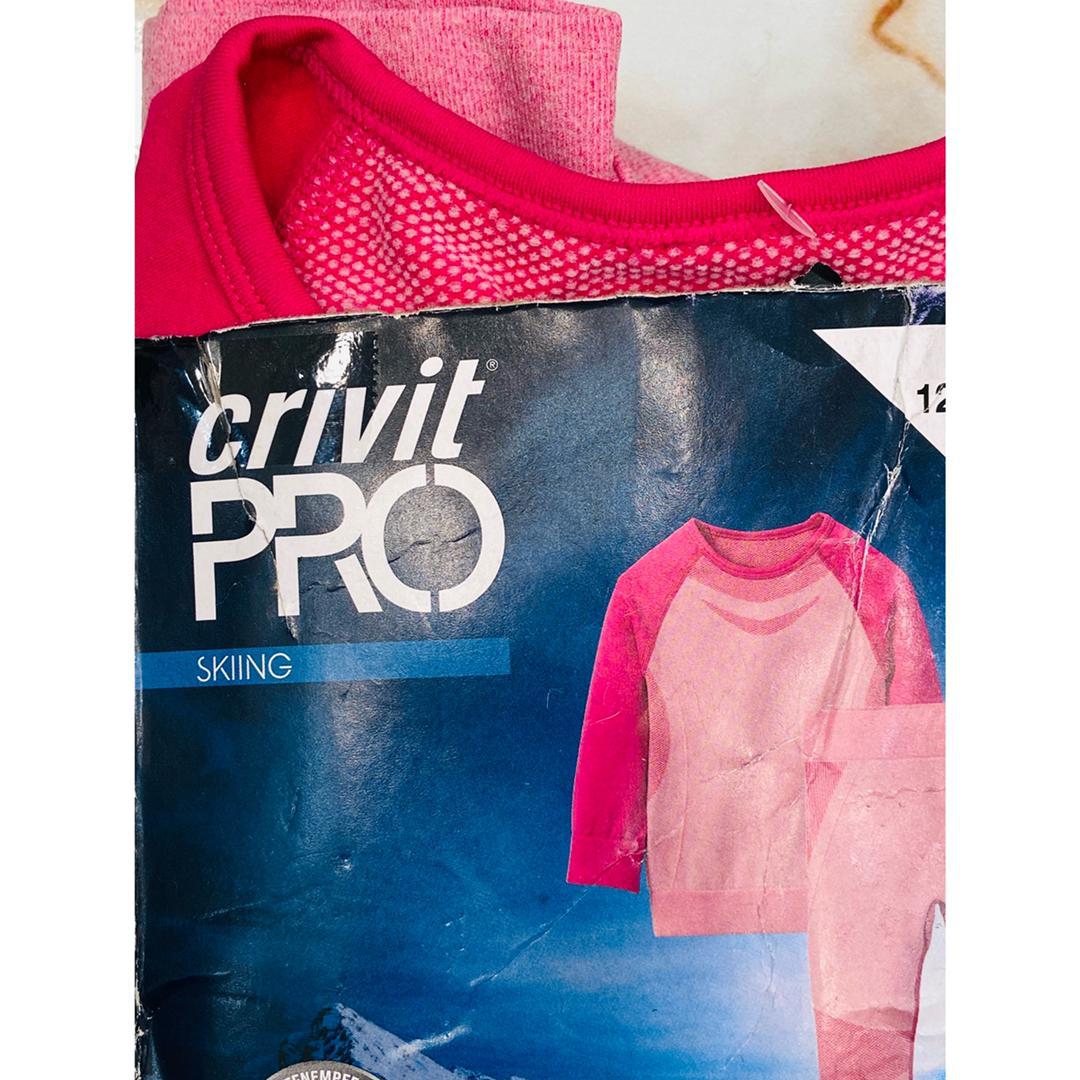 ست تی شرت و شلوار ورزشی دخترانه کرویت مدل K0138 main 1 2